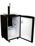 UPP00041 - Fatölskyl / Kegerator 50 liter svart