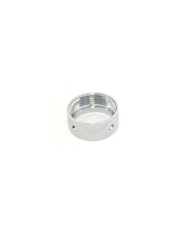 KOH01678 - Ribbed tap nut in chrom (14)