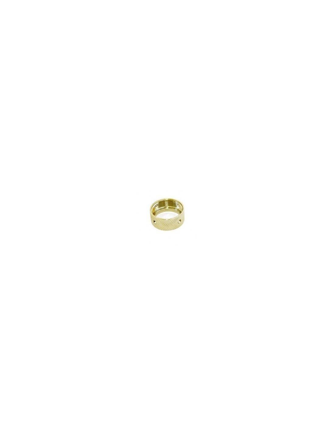 KOH01677 - Räfflad kranmutter i mässing (14)
