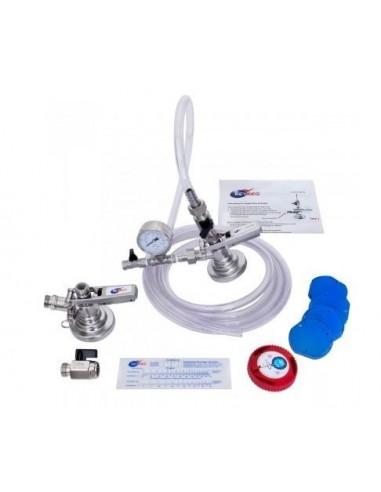 UPP00082 - Fyllningspaket Typ Keykeg för manuell fyllning av fat