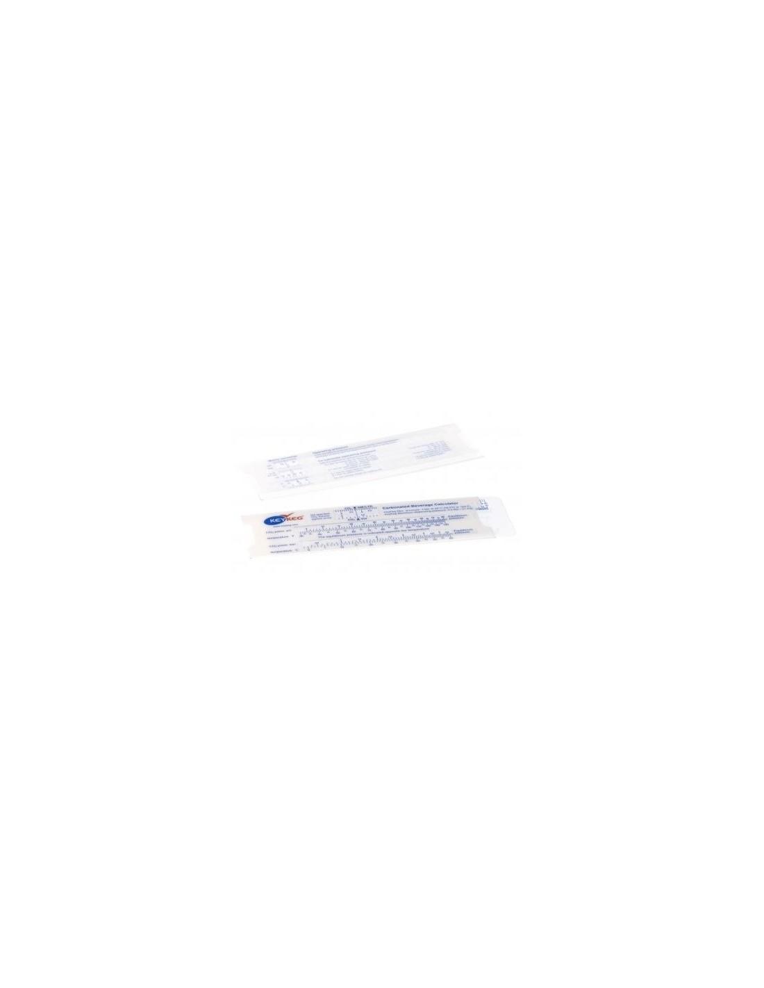 UPP00083 - Tillbehör - Kalkylator för kolsyrad dryck