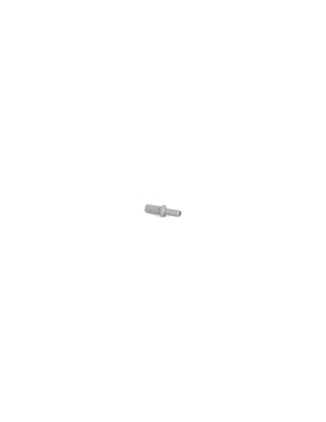 """SPO00122 - JG övergång från nippel till snabbkopplingshane 9,5 x 8 mm (3/8"""" x 5/16"""") (pi251210s)"""