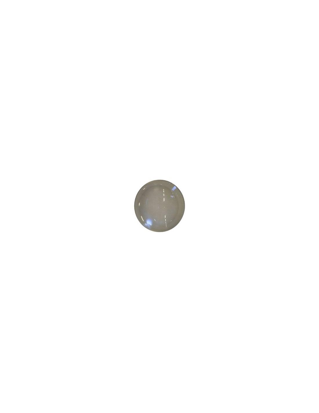 UPP00096 - Rund märkbricka i krom