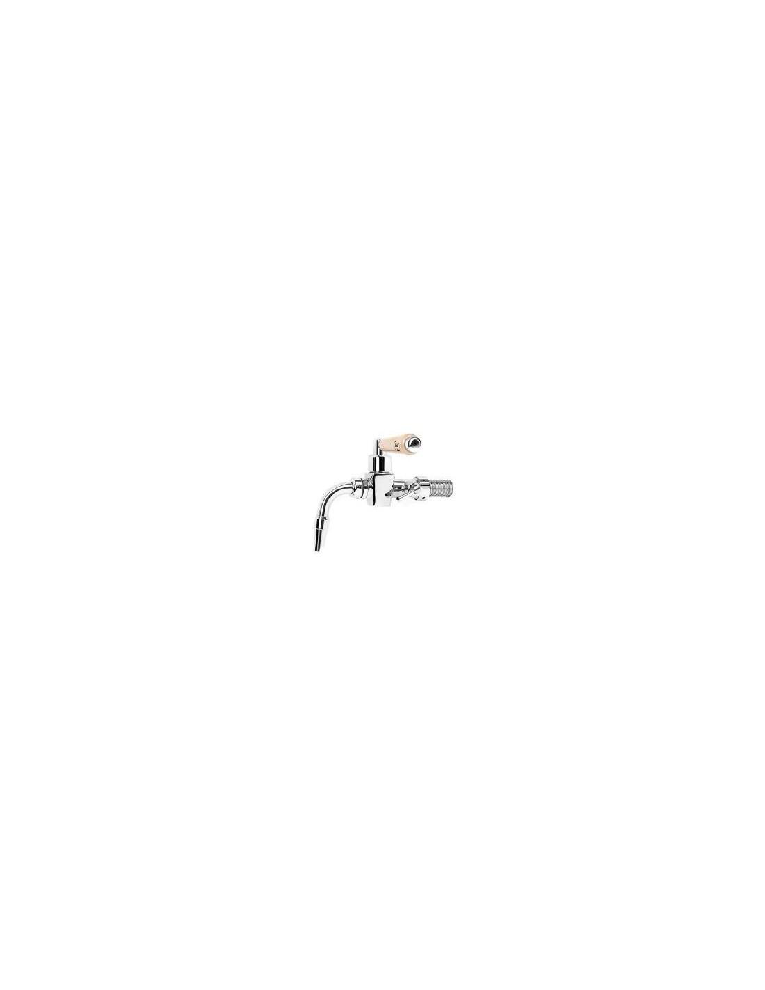 KOH02163 - Tappkran krompläterad 5/8-65 mm, normal pip