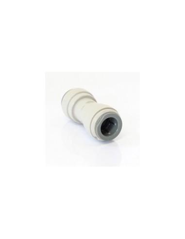 "SPO00355 - JG straight connector 12.7x12.7 mm (1/2"") (pi0416s)"