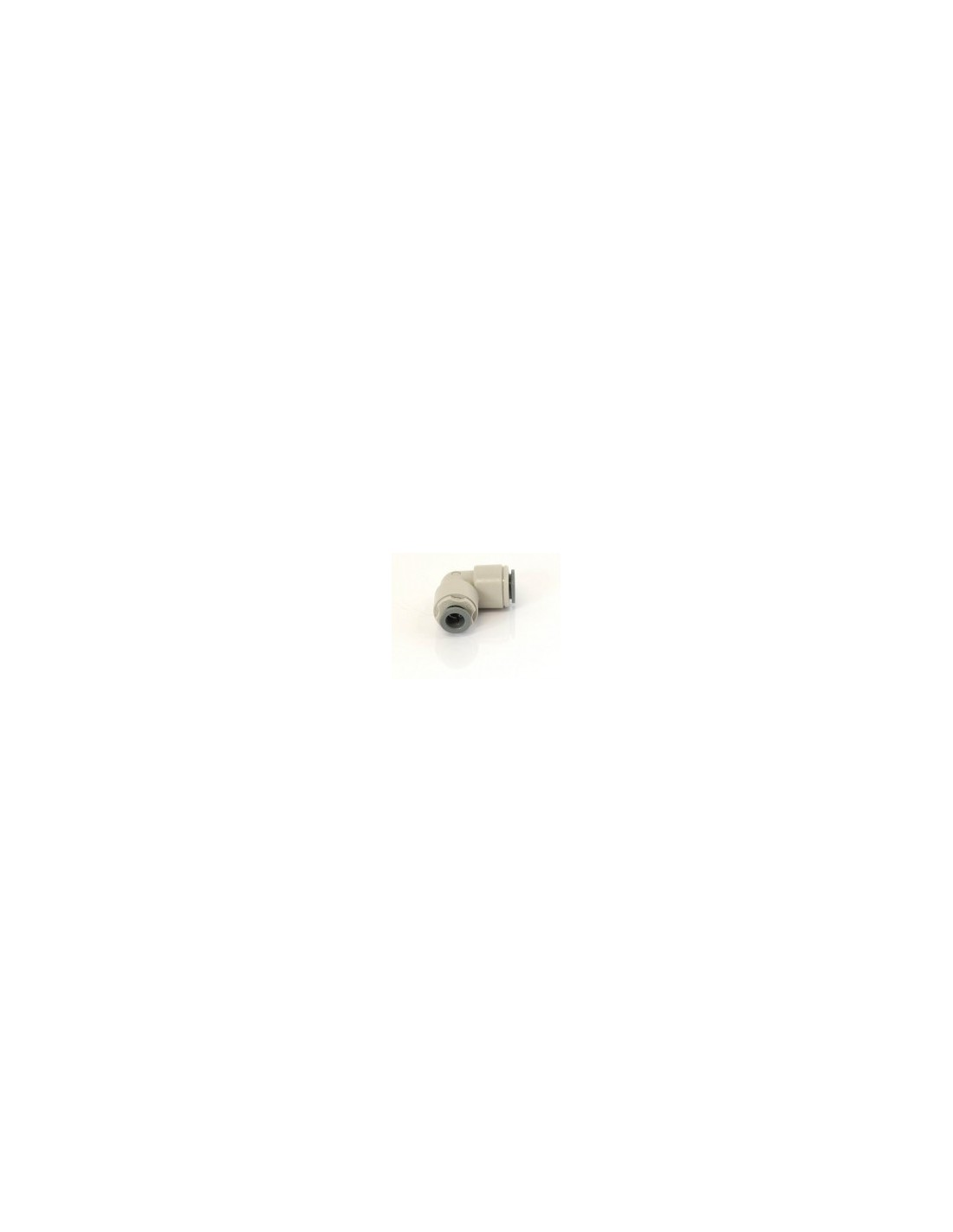 "SPO00117 - JG SS elbow reducer 9.5 x 8 mm (3/8"" x 5/16"") (SI031012S)"