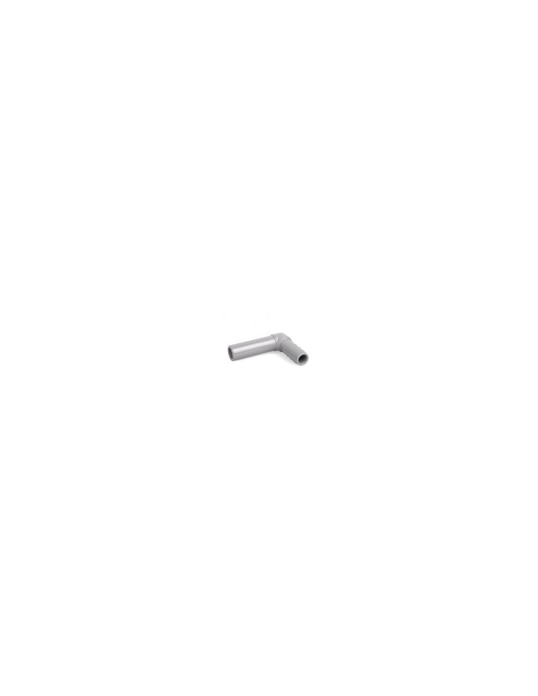 """SPO00121 - JG tube to hose elbow elbow reducer 9.5 x 8 mm (3/8"""" x 5/16"""") (PI291210S)"""