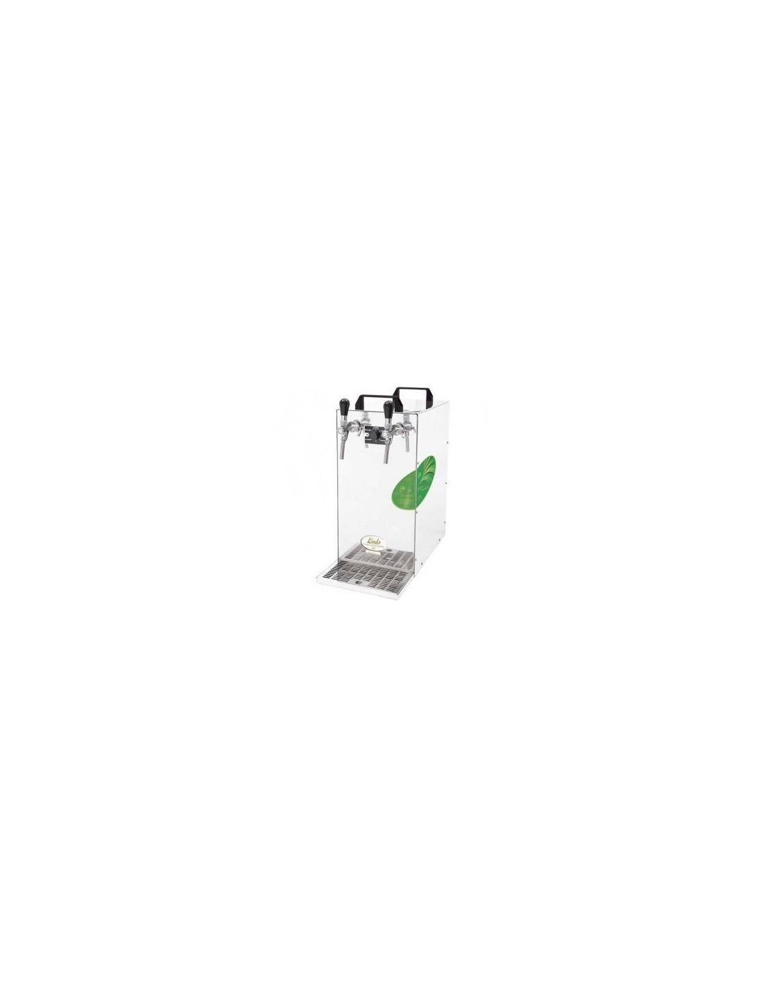 """KCH01462 - Luftkylda fatölskylare - Lindr Kontakt 155/K """"Green Line"""""""