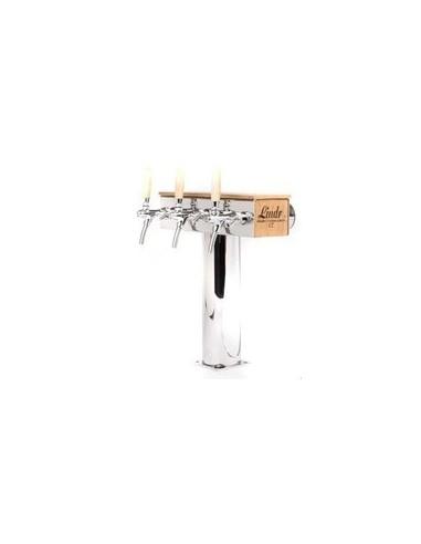 """PACK01575 - Tapptorn """"T GRAND x3"""" komplett med kranar och belysning"""
