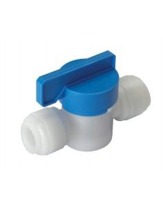 HBVU-I - FluidFit HBVU Avstängningskran (tum)