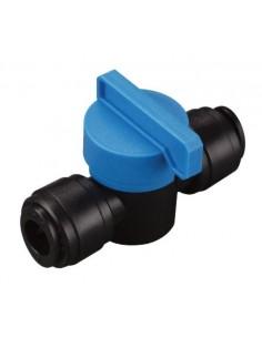 FluidFit HBVU Avstängningskran (mm)