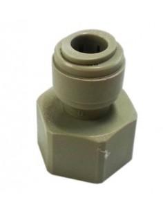 HCF-G-I - FluidFit HCF-G Female adapter BSPP (inch)