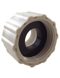HUFF-I - FluidFit HUFF Threaded reducer with internal flat gasket BSPP (inch)