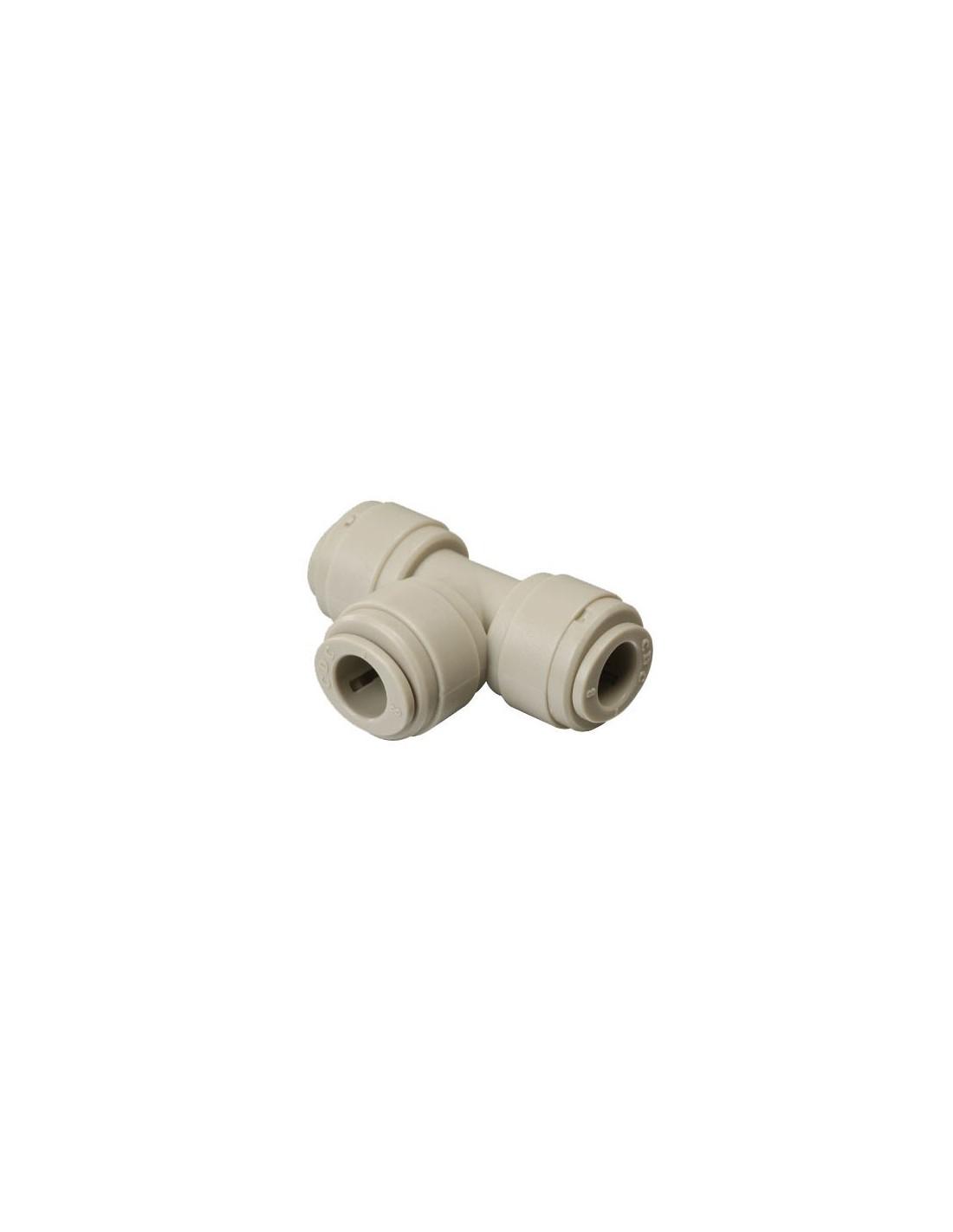 HUT-I - T-koppling  - FluidFit HUT snabbkoppling T-koppling (tum)
