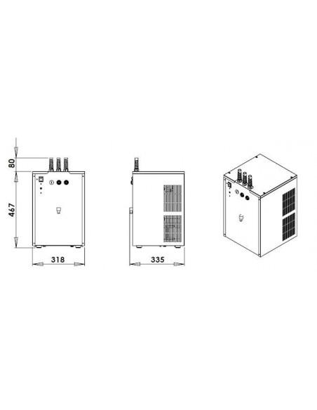 UPP00100 - Blupura Bluesoda Box Fizz 60
