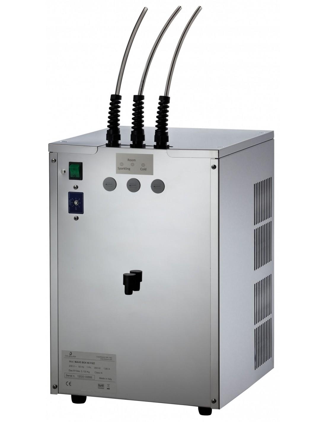 UPP00100 - Kolsyrat vatten - Blupura Bluesoda Box Fizz 60