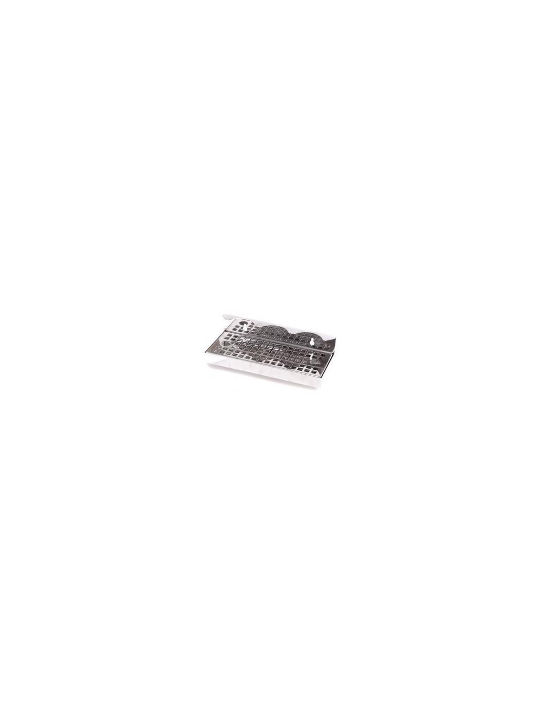 POL00592 - Spillbrickor - Spillbricka för väggmontage 246x93x68 mm
