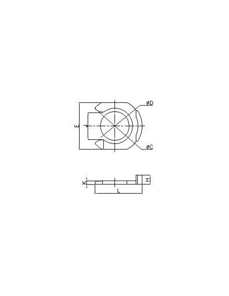HCP - FluidFit HCP låsclip