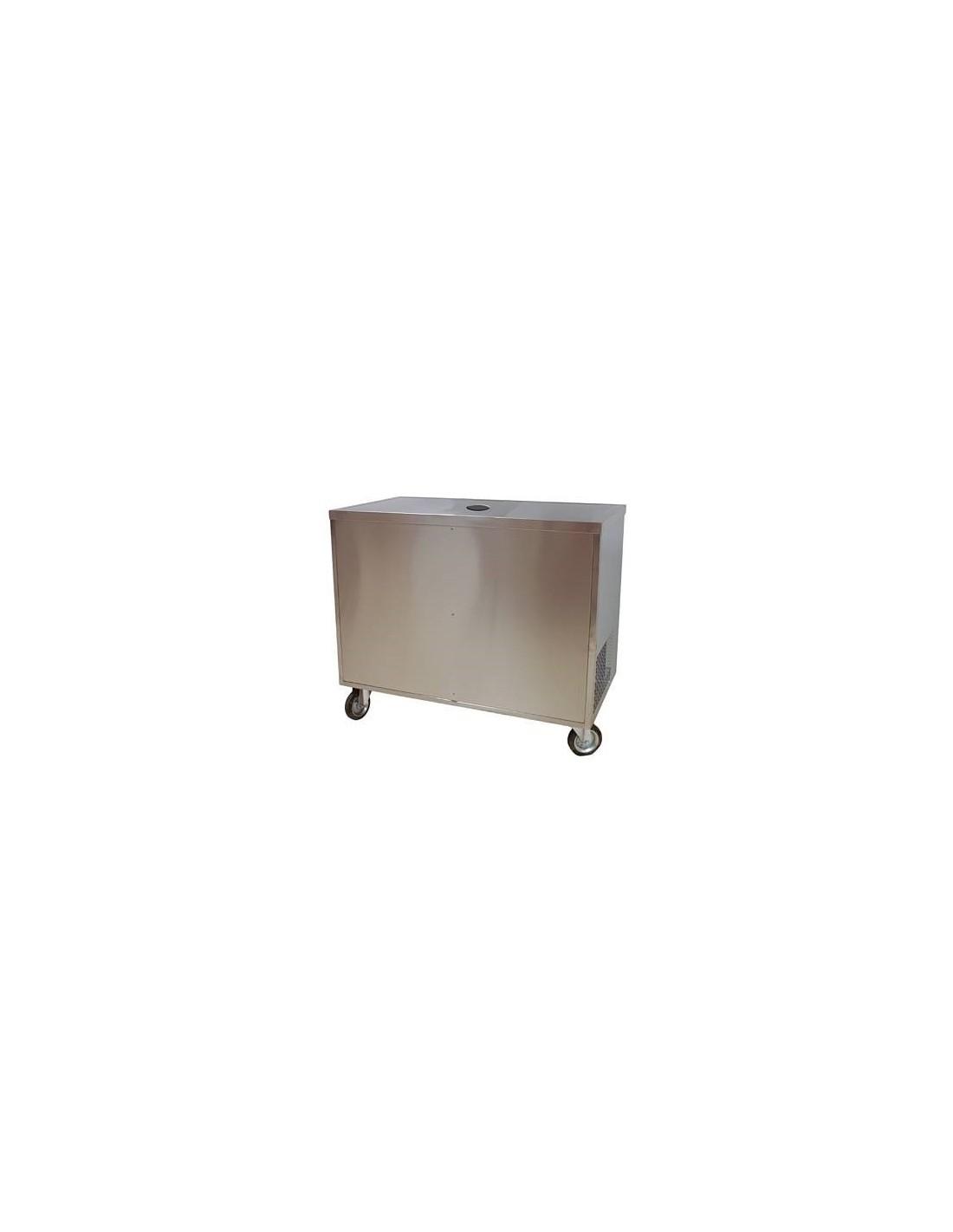 VYS01846 - Bardiskar - Mobil bar 1200x650x1020