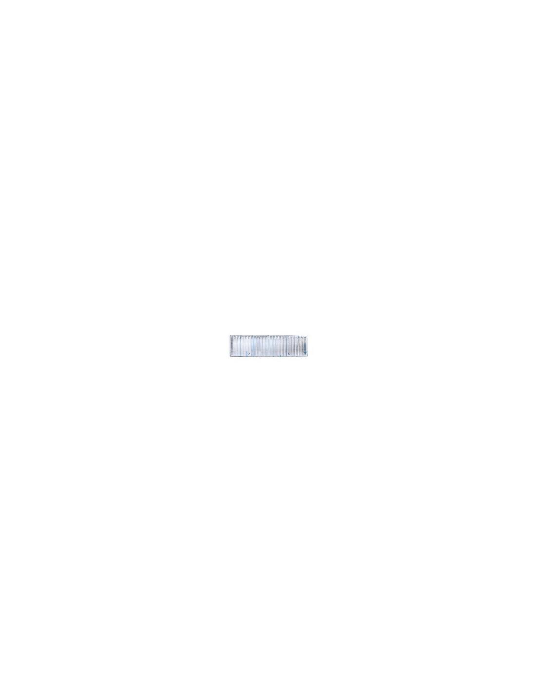 ODM01611 - Spillbricka i rostfritt 800x220x20 mm