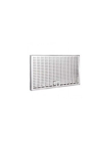 ODM01592 - Spillbrickor - Spillbricka i rostfritt 400x220x30 cm med avlopp