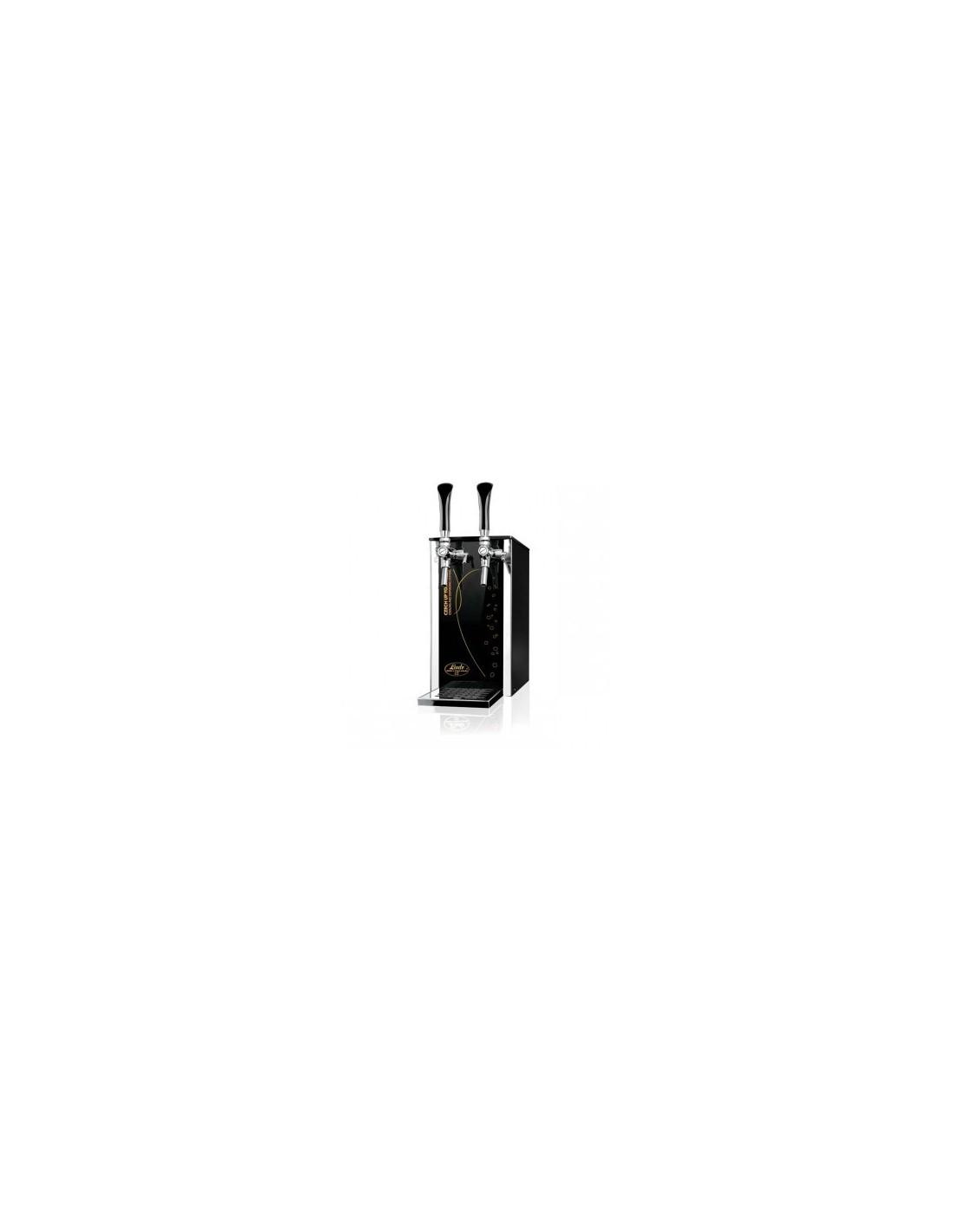 """LCH02141 - Luftkylda vinkylare - Vinkylare Lindr Pygmy 25/K """"Exclusive"""" 2 kranar"""