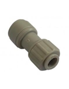 FluidFit HUCP Rak koppling för metallrör (tum)