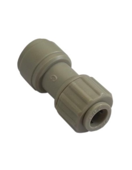 Fluidfit HUCP Straight connection for metal pipes (inch)