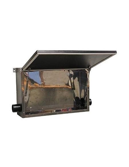 UPP00148 - Kabinett för montage av skumdetektor