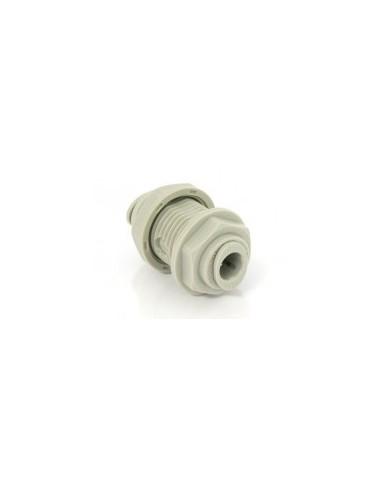 "SPO01260 - DM Bulkhead connector 8 mm (5/16"") (ABU0505)"