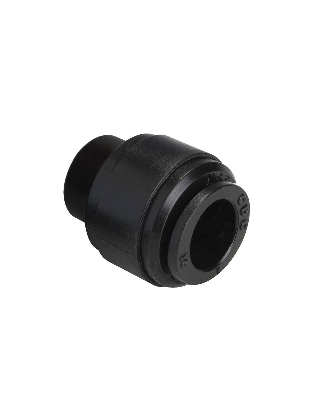 HPF-M - Pluggar och ändstopp - FluidFit HPF snabbkoppling ändstopp (mm)