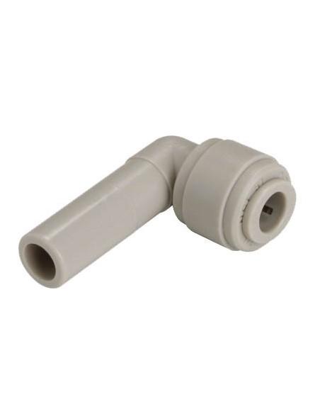 Fluidfit HLJ push-fit elbow connection (inch)