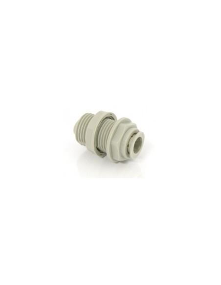 "DM Bulkhead connector 9.5 mm (3/8"") (ABU0606)"