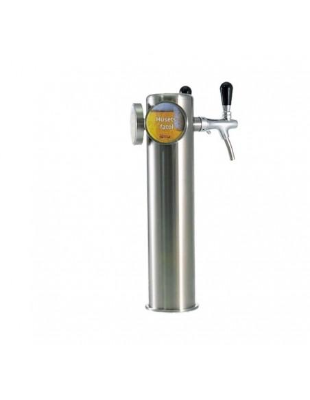 UPP00157 - Tapptorn utan kranar - Tapptorn Oden för 2 tappkranar (köpes separat) och belysning