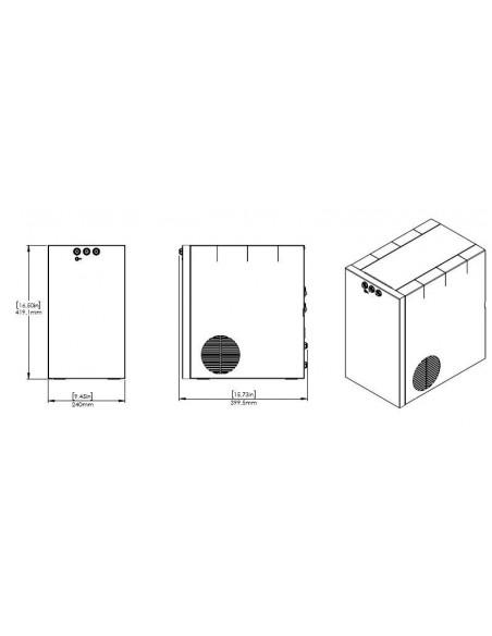 Blupura Piccola Box 15