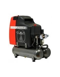 Kompressor Leonardo med ackumulatortank