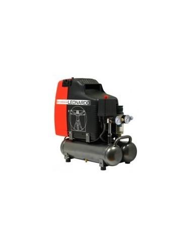 VKZ00107 - Kompressor Leonardo med ackumulatortank