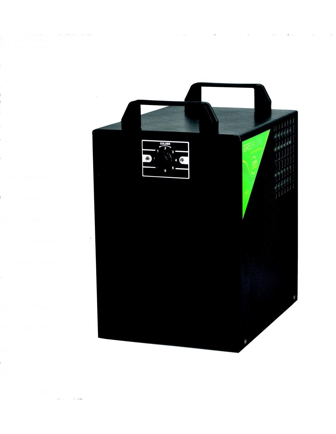 """SOD02074 - Kolsyrat vatten - Lindr Soda Pygmy 25 """"Green Line"""""""
