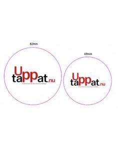 UPP00181 - Välvd dekal med eget motiv och i valfri storlek