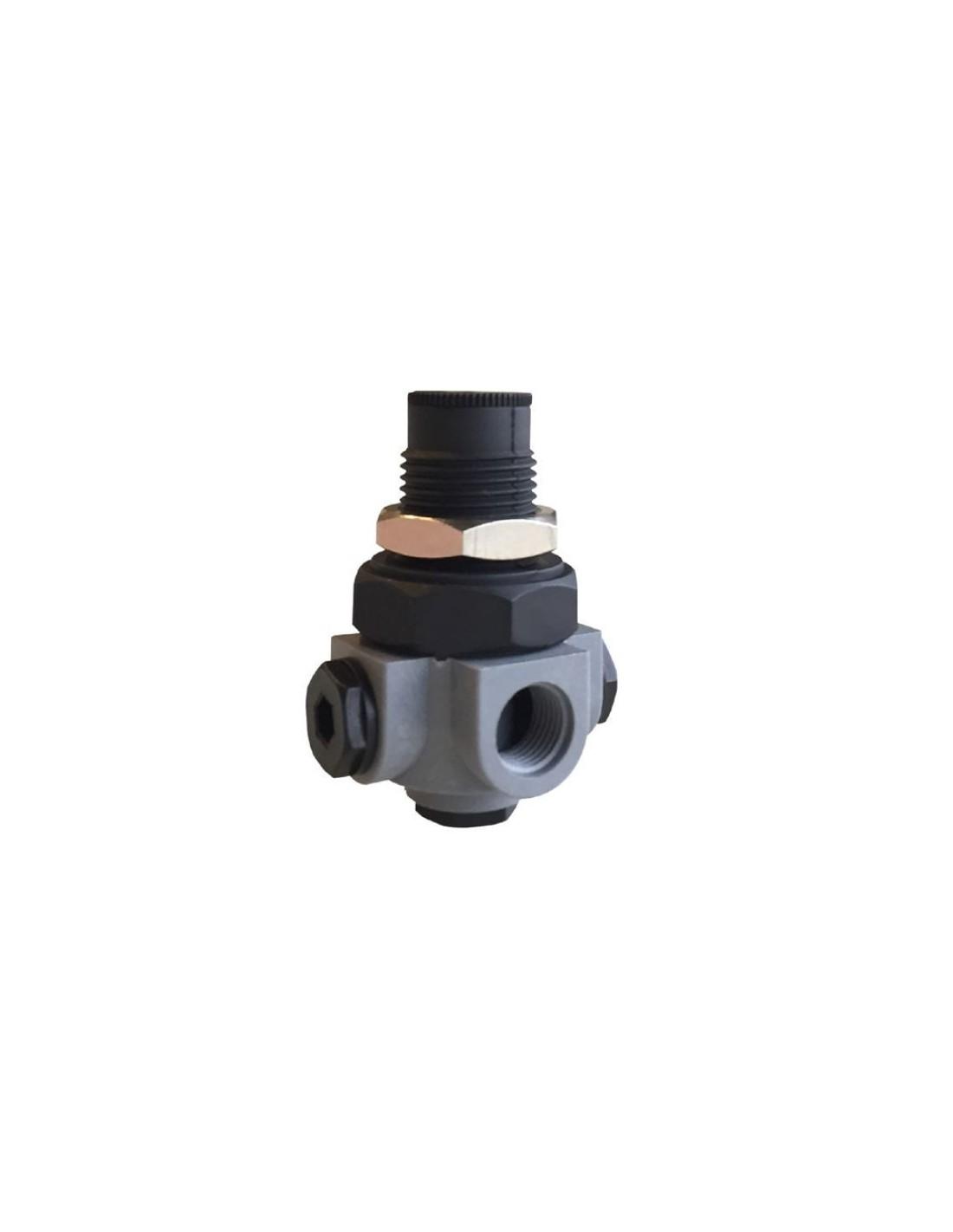 RPP-F-G - Kranar och ventiler - FluidFit RPP tryckregulator