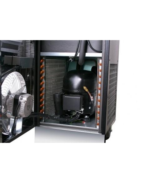 """CWP00507 - Vätskekylda fatölskylare med isbank - Lindr CWP 100 """"Green line"""" 3 kylslingor + snabbkopplingar"""