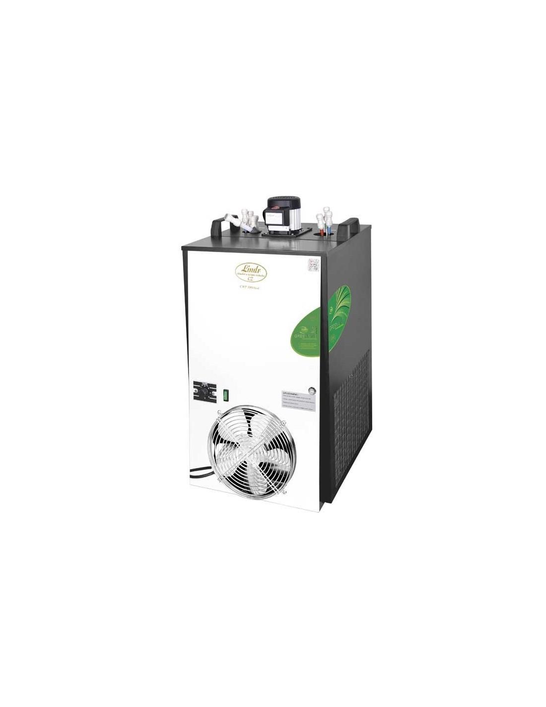 """CWP00487 - Vätskekylda fatölskylare med isbank - CWP 300 """"green line"""" 8 kylslingor + snabbkopplingar"""