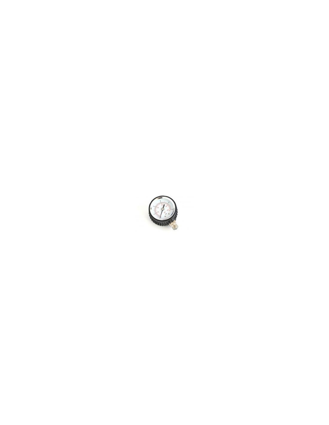 RED01159 - Manometer CO2 work pressure