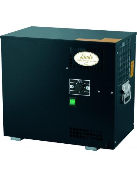 """VCH02204 - Vätskekylda fatölskylare med isbank - Lindr AS-40 """"green line"""" 2 kylslingor + snabbkopplingar"""
