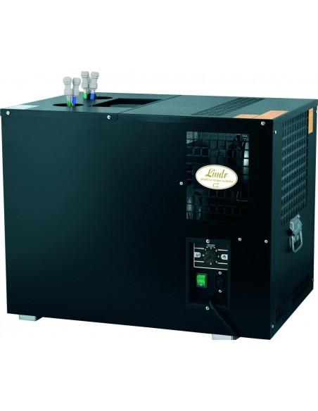 """VCH02182 - Vätskekylda fatölskylare med isbank - Lindr AS-110 """"green line"""" 2 kylslingor + snabbkopplingar"""