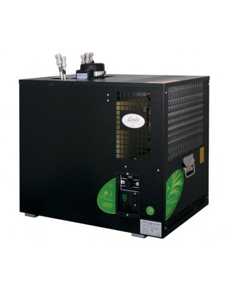 """VCH02094 - Vätskekylda fatölskylare med isbank - Lindr AS-200 """"green line"""" 4 kylslingor + snabbkopplingar"""