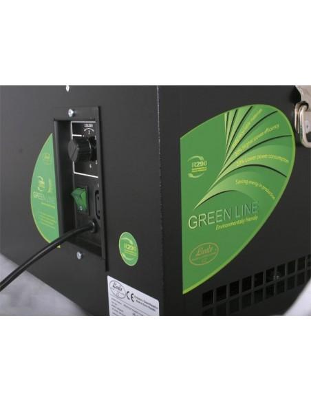 """VCH02101 - Vätskekylda fatölskylare med isbank - Lindr AS-160 """"green line"""" 4 kylslingor"""
