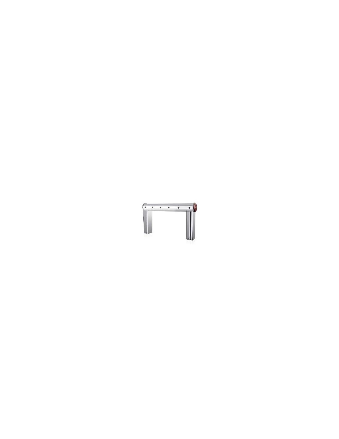 """STV02136 - Tapptorn utan kranar - Tapptorn """"Naked Cold Bridge"""" i rostfritt stål för 6 typer av öl (kranar köpes separat)."""