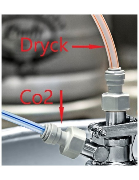 Keg Coupler Type-A