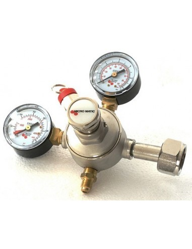RED02122 - Regulatorer & Tryckreducering - Regulator CO2 1-vägs W21,8 mm